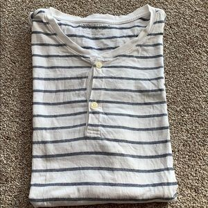 Men's Henley T shirt